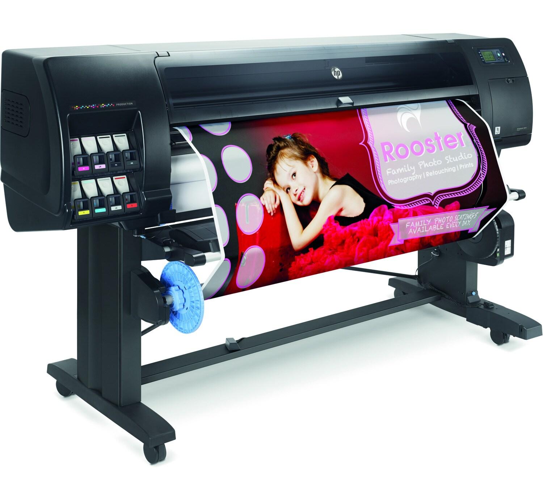 Impressora Plotter Designjet Z6810 42 Polegadas 2Qu12A HP 26336