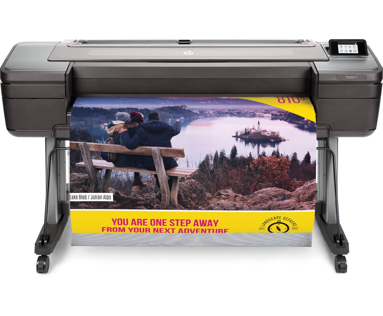 Impressora Plotter Designjet Z6 44 Polegadas PostScript T8W16A HP 26331
