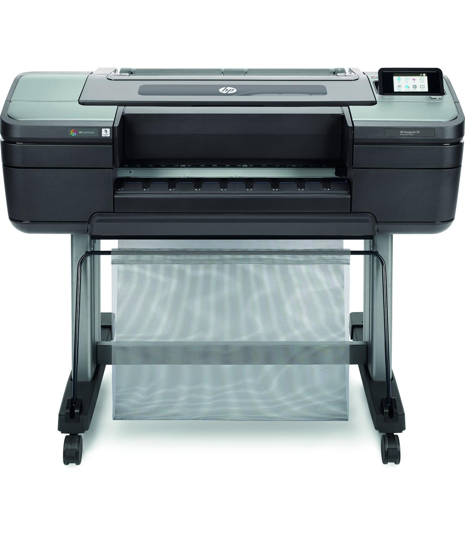 Impressora Plotter Designjet Z9 24 Polegadas PostScript W3Z71A HP 26334