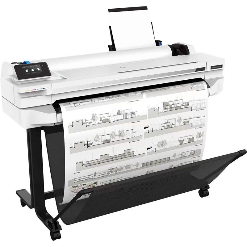 Impressora Plotter HP Designjet T530 e-Printer 36 Polegadas 5ZY62A 27440
