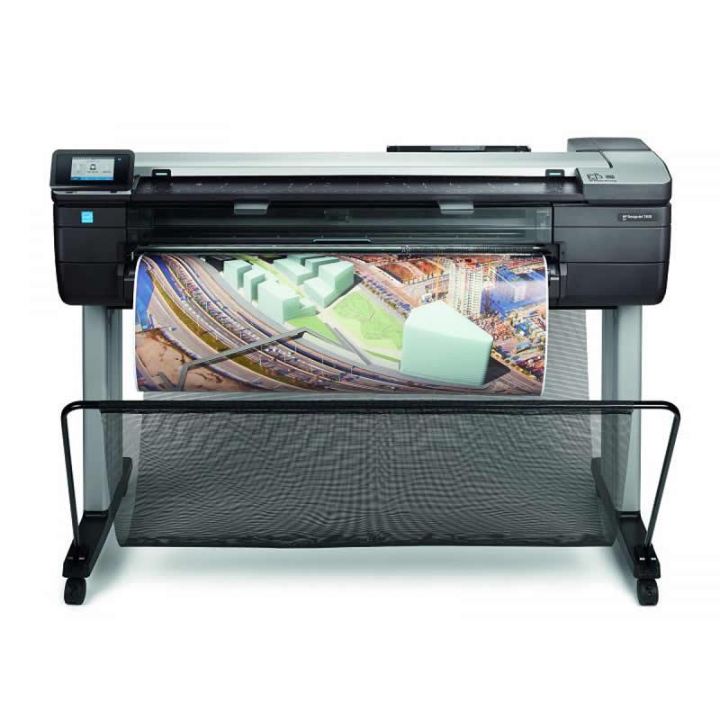Impressora Multifuncional Plotter HP Designjet T830 36 Polegadas F9A30A 22854
