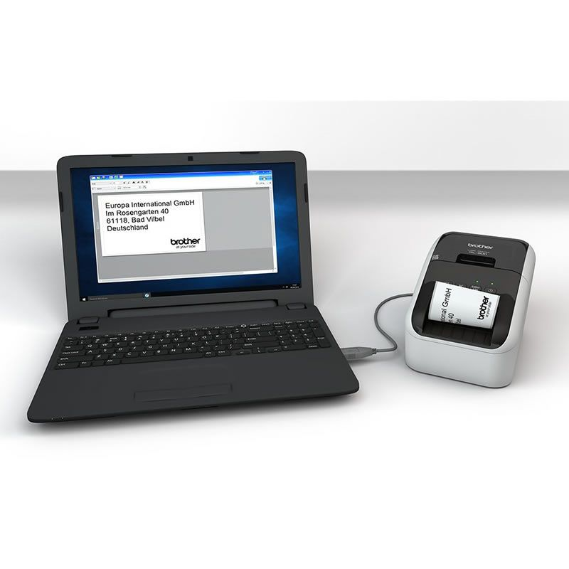 Impressora Termica QL-800 Brother 26727