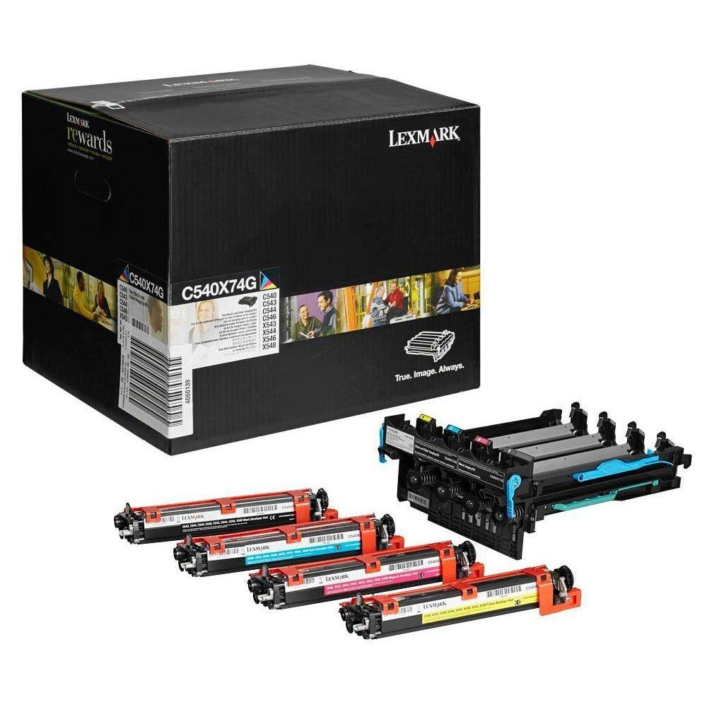 Kit de Imagem C540X74G Lexmark 17040