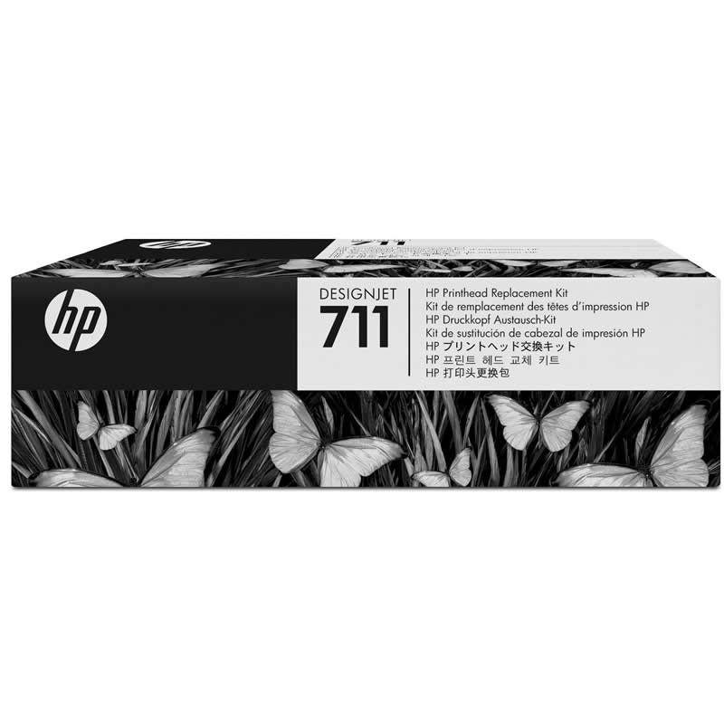 Kit de Substituição de Cabeçote Impressão HP 711 C1Q10A 19465