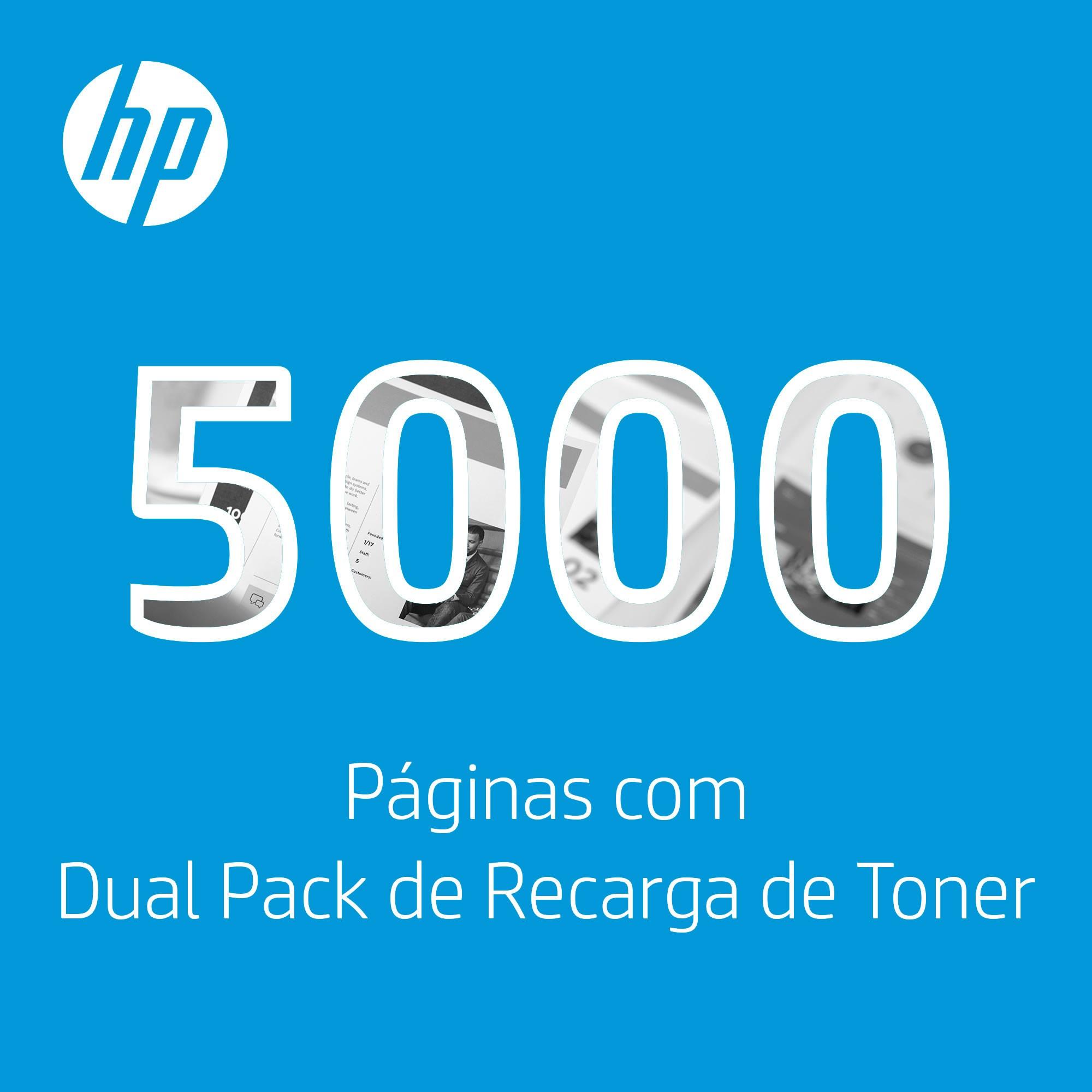 Kit Recarga de Toner Neverstop HP 103A Original Pacote Duplo 27571