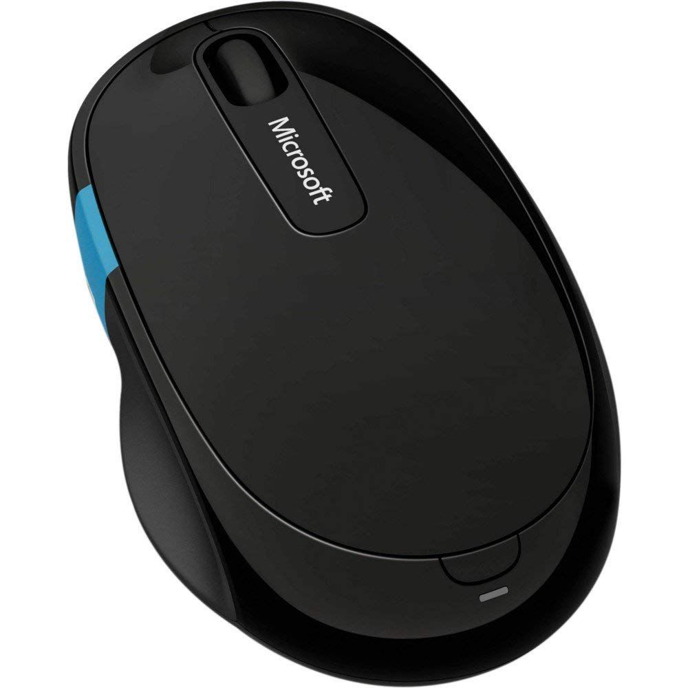 Kit Teclado e Mouse Microsoft Comfort Sem Fio USB Preto L3V00005 27681