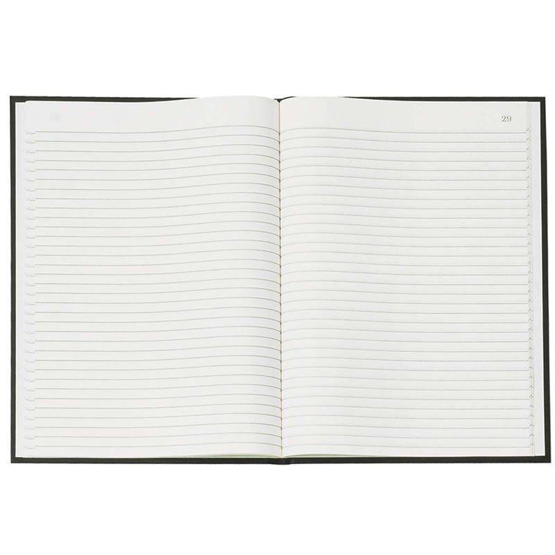 Livro Atas Sem Margem com 50 Fls 120588 Tilibra 01676