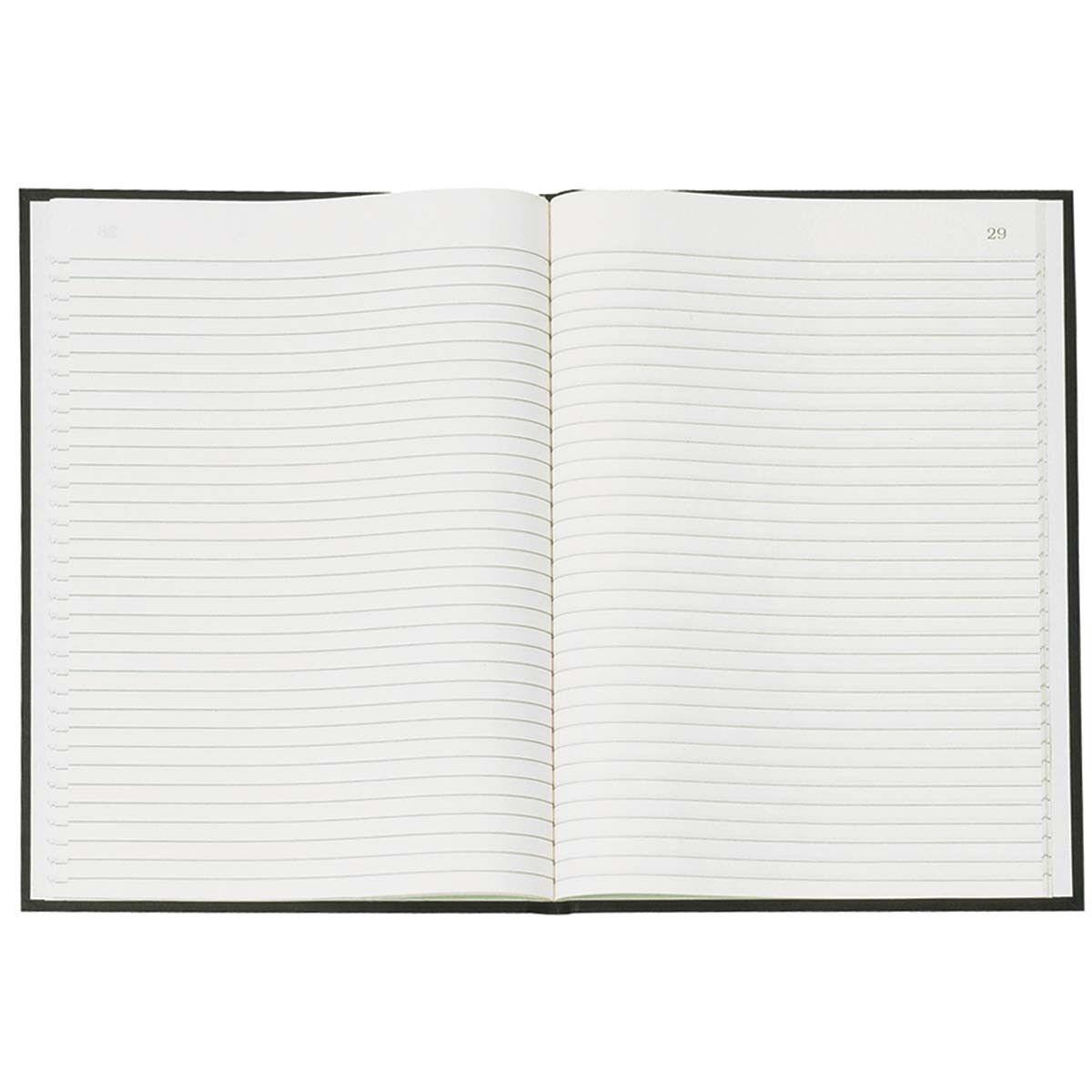 Livro Atas Sem Margem com 100 Fls 120596 Tilibra 01691