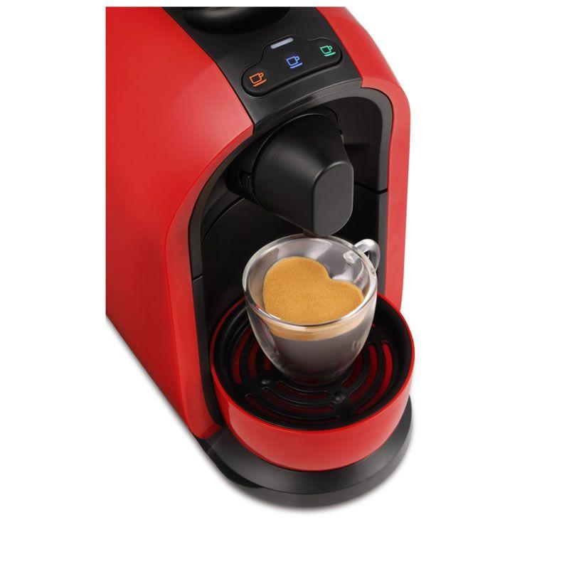 Máquina de Café Expresso TRES Mimo Vermelha 220V 27419