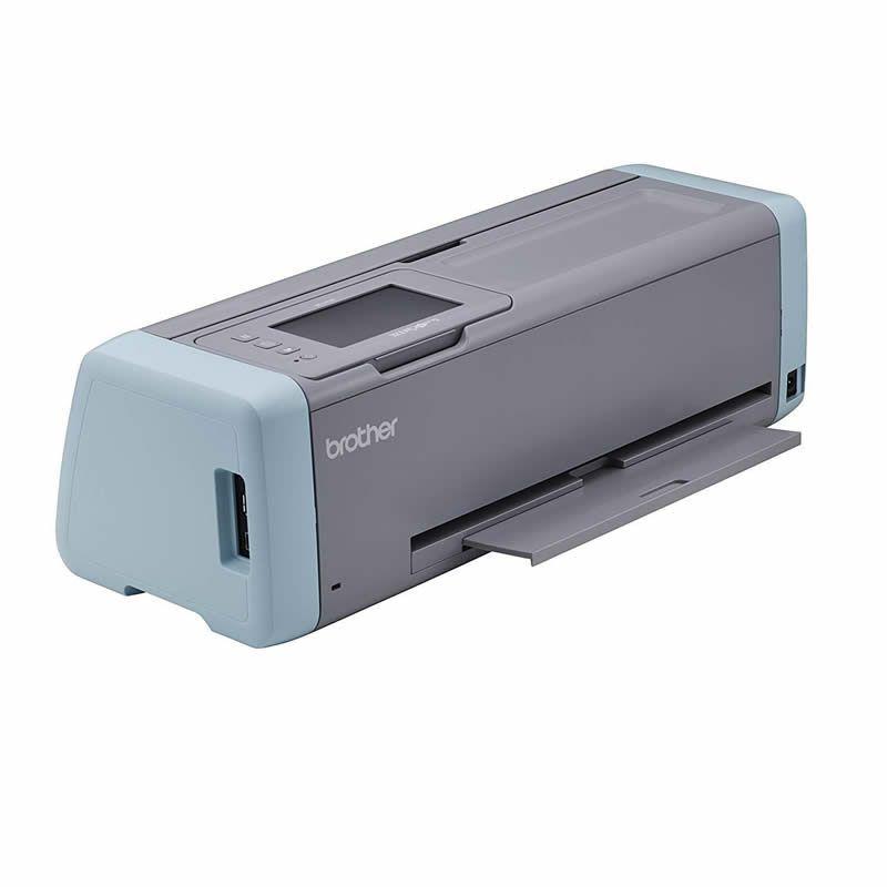 Máquina de Recorte ScanNCut SDX125 Brother 27775