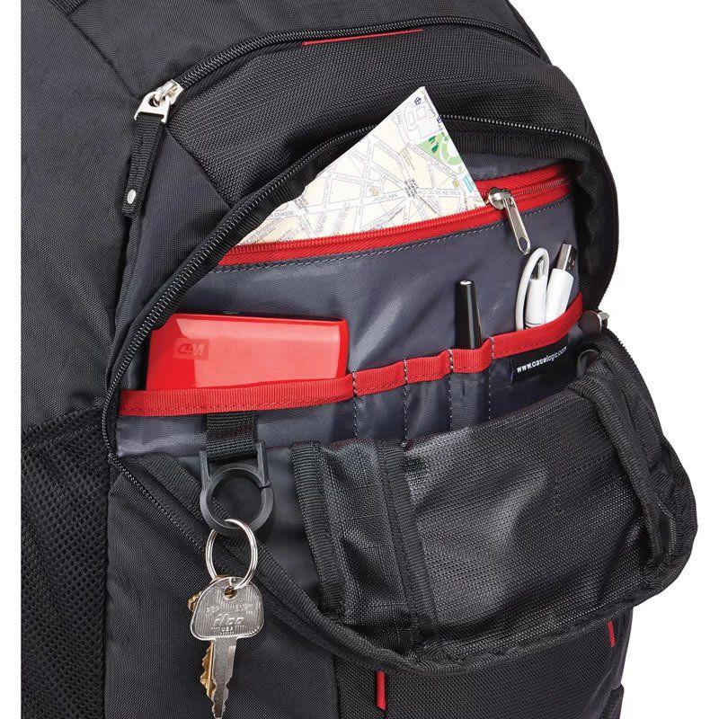 Mochila Case Logic Para Notebook 15 Evolution Preta Bpeb115 26940