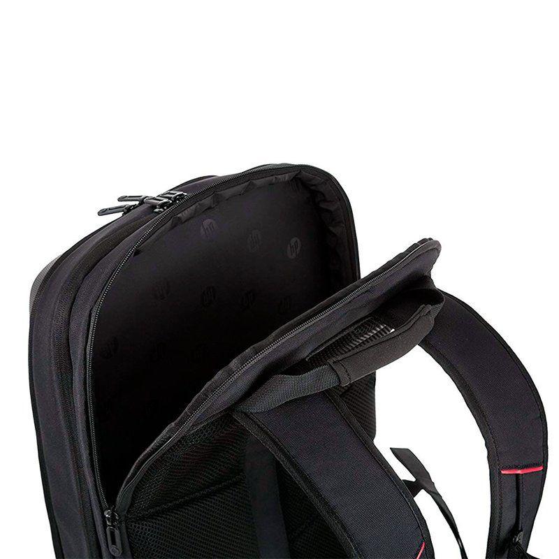 Mochila HP Para Notebook 15,6 Gamer Preta / Vermelha 3EJ61LA 26161