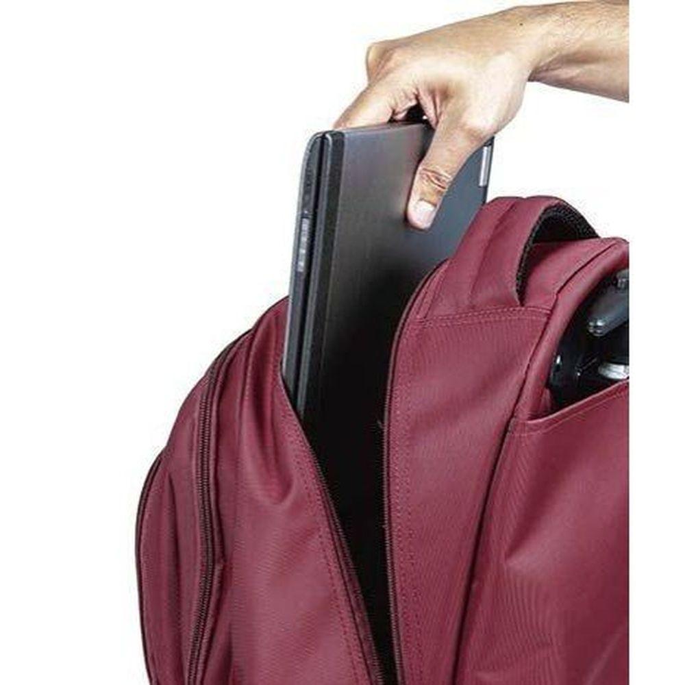 Mochila Sestini Para Notebook Easy Vermelha 020727-03 27506