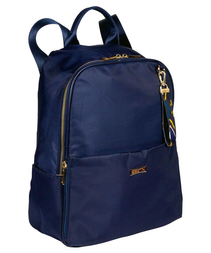 Mochila Sestini Para Notebook Scarf Azul 020737-04 27515