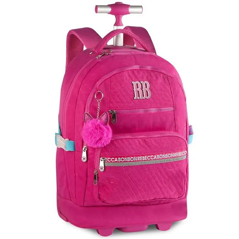 Mochilete Clio Rebecca Bonbon Grande Cores Sortidas RB2058 28613