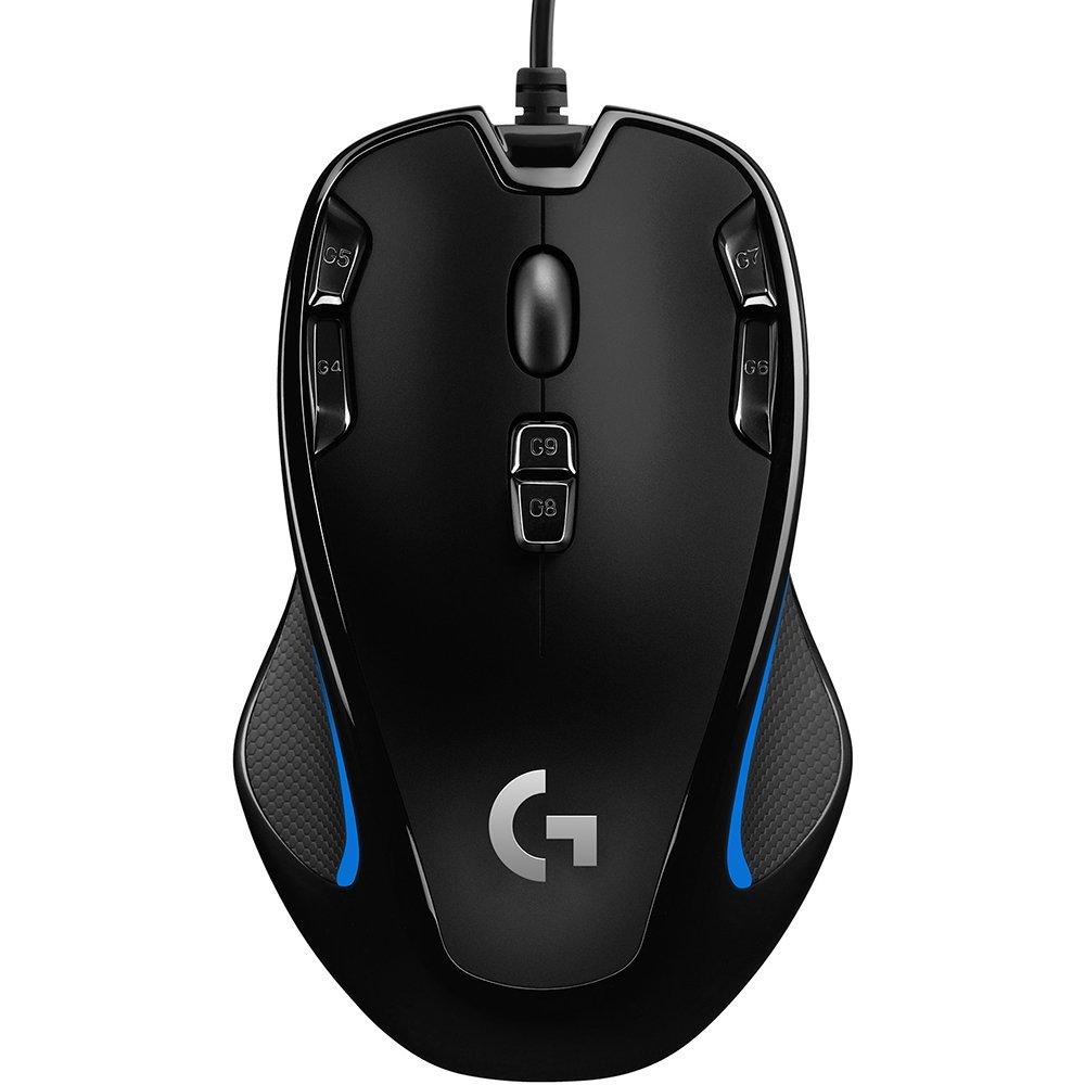 Mouse Gamer USB Logitech G300S LED 2500Dpi 910-004344 29892