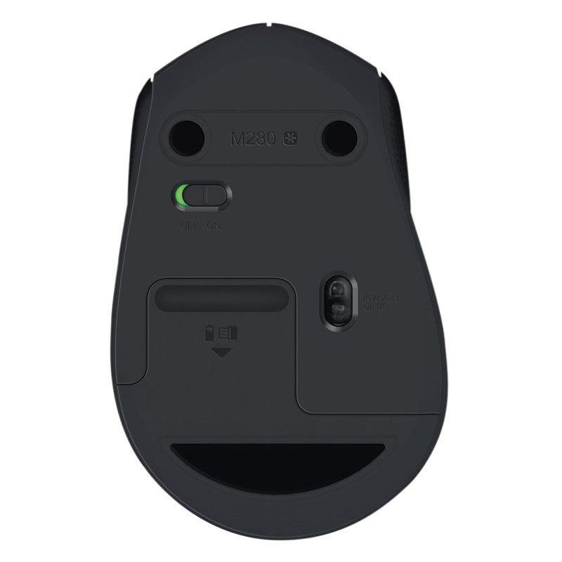Mouse Logitech Sem Fio RC Nano M280 Preto 21917