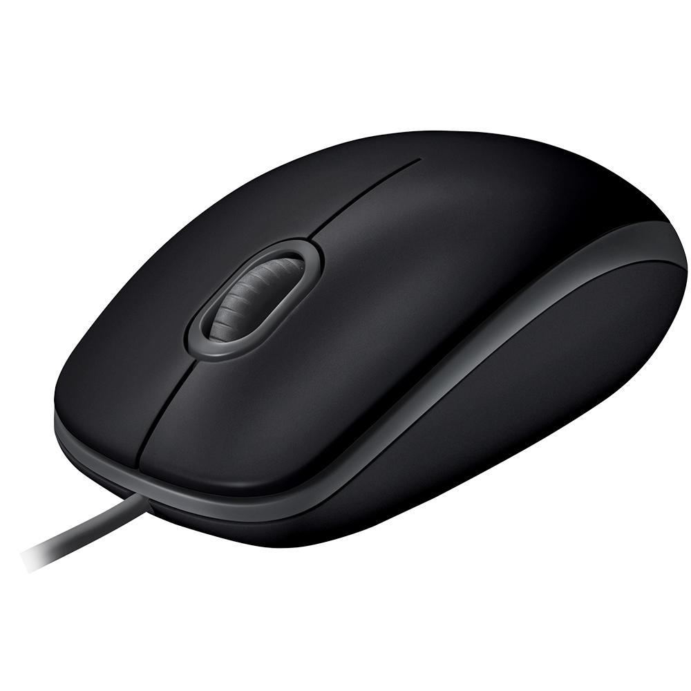Mouse Logitech Silent USB Preto M110 27522
