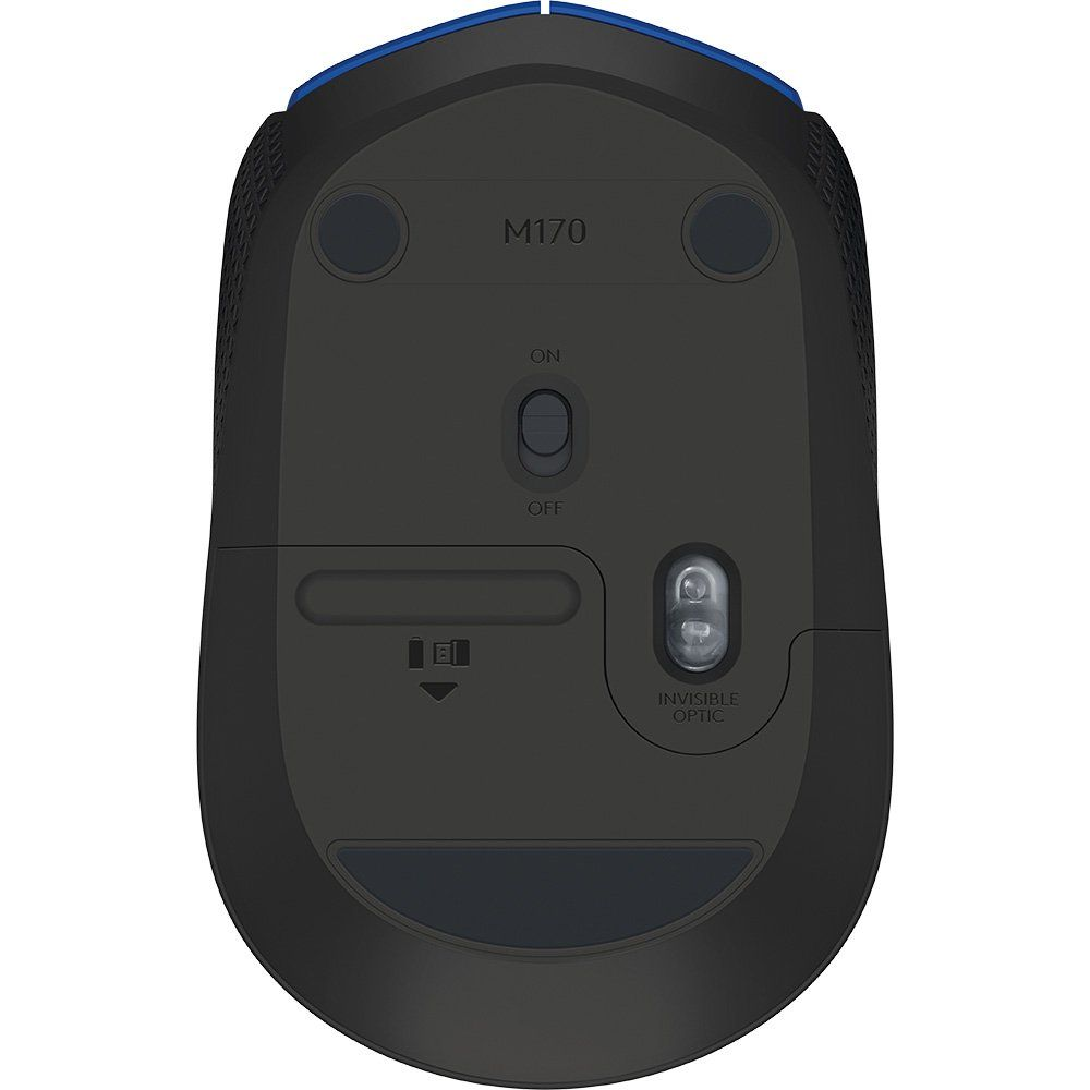 Mouse Logitech Wireless M170 Azul 25566