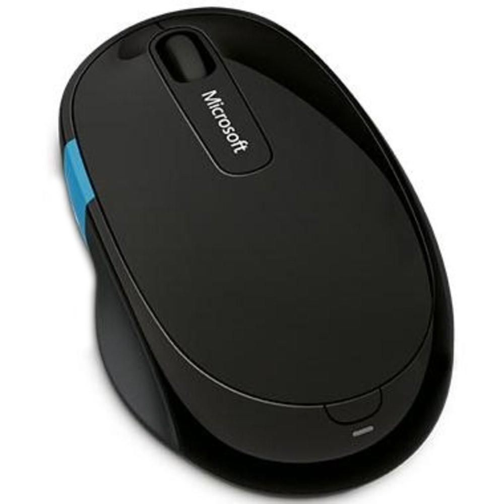 Mouse Microsoft Sculpt Comfort Sem Fio Bluetooth Preto H3S00009 27678