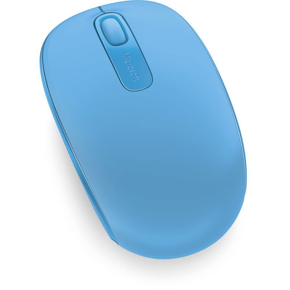 Mouse Microsoft Sem Fio Mobile USB Azul Claro U7Z00055 27700