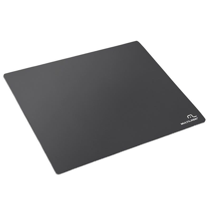 Mouse Pad Multilaser Standard Preto AC027 20642