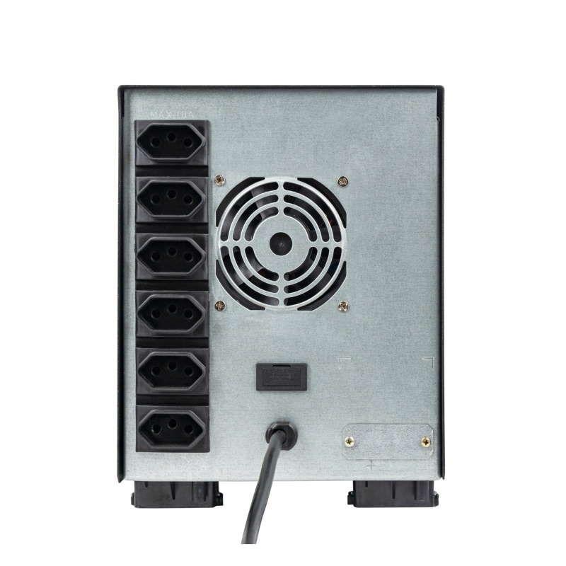 Nobreak Power Vision 1500VA Bivolt + Bateria 40Ah 27312 SMS 27937