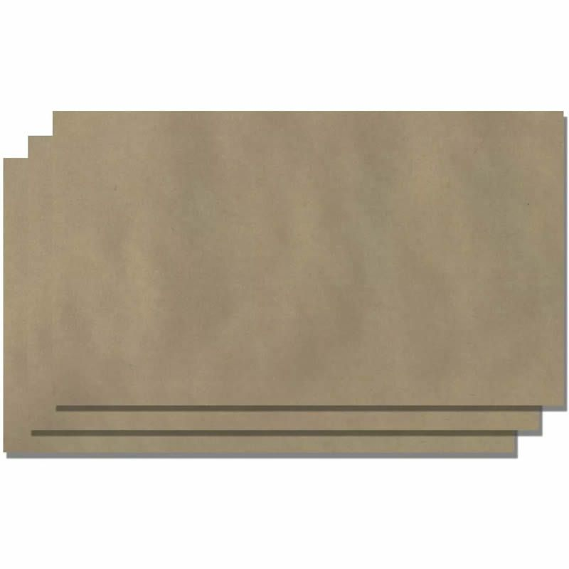 Papel Kraft Natural Scrity 66X96Cm 80G Com 100 Fls PPN0366 19372