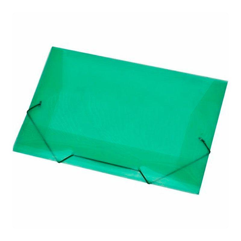 Pasta Aba Elástico ACP Mini (245X180) PP Line Verde 1020.Vd 25072