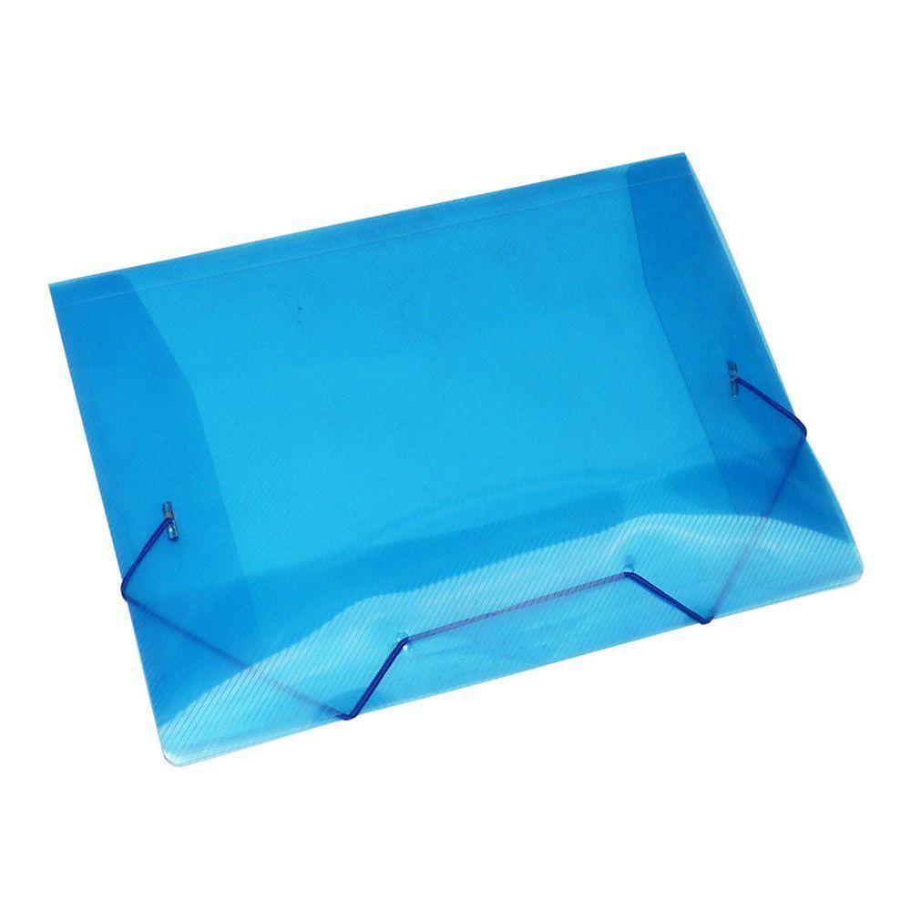 Pasta Aba Elástico ACP Of (335X235) PP Line Azul  02053