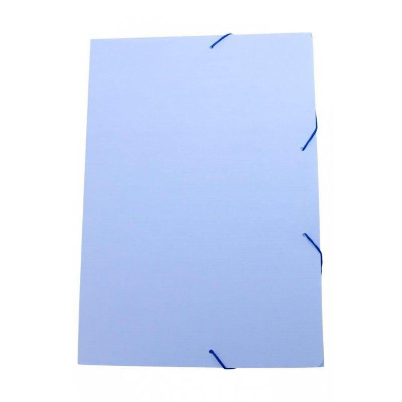 Pasta Aba / Elástico Dello Oficio PP Serena Azul Pastel 0246.Bp.0050 26292