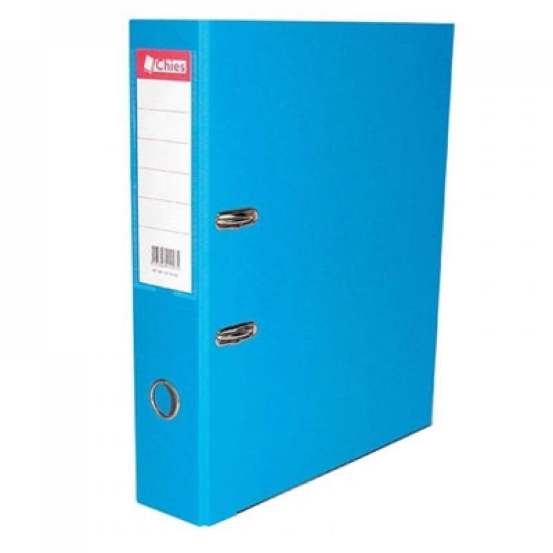 Pasta Az Registrador Chies A4 Ll Azul Celeste 1083-9 10810