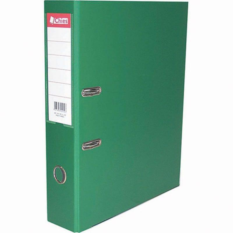 Pasta Az Registrador Chies A4 Ll Verde 1089-1 08290