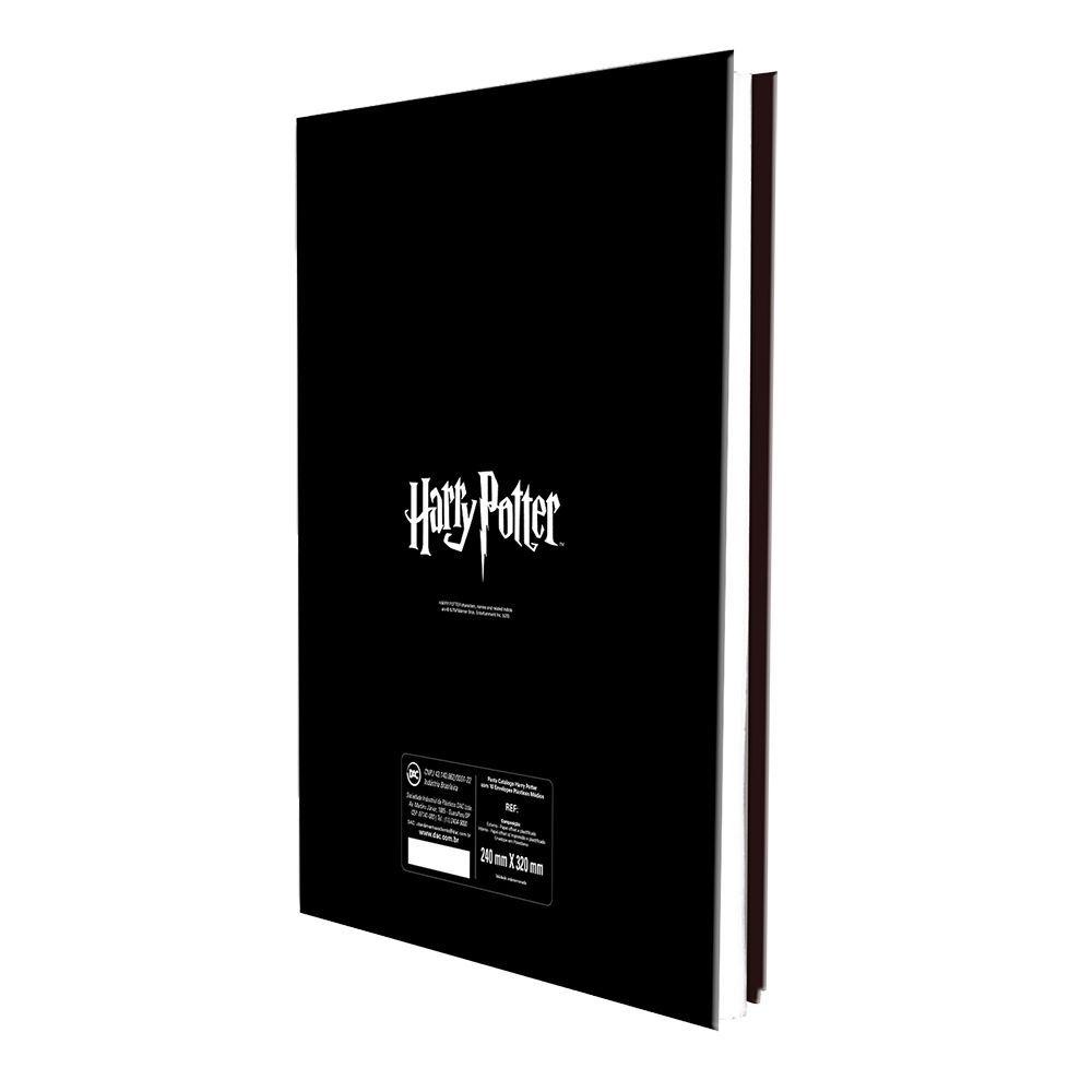 Pasta Catalogo DAC Lombo Ajustavel Harry Potter 10 Env 2981 28463