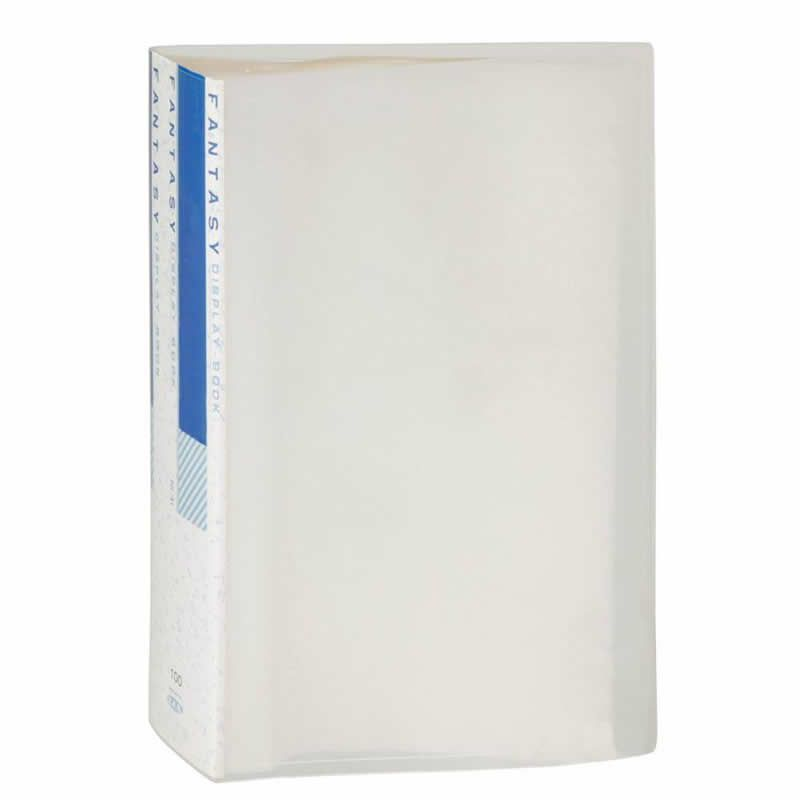 Pasta Catalogo Yes Clear Book 100 Fls Of Cristal Bs100 11415