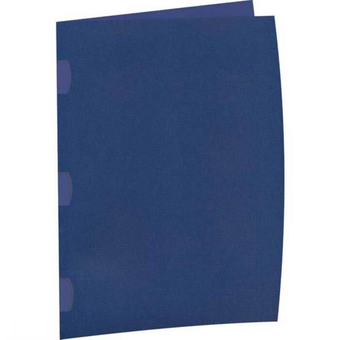 Pasta Proposta Azul Marinho Com 10 Un. 0720.C Dello 01996