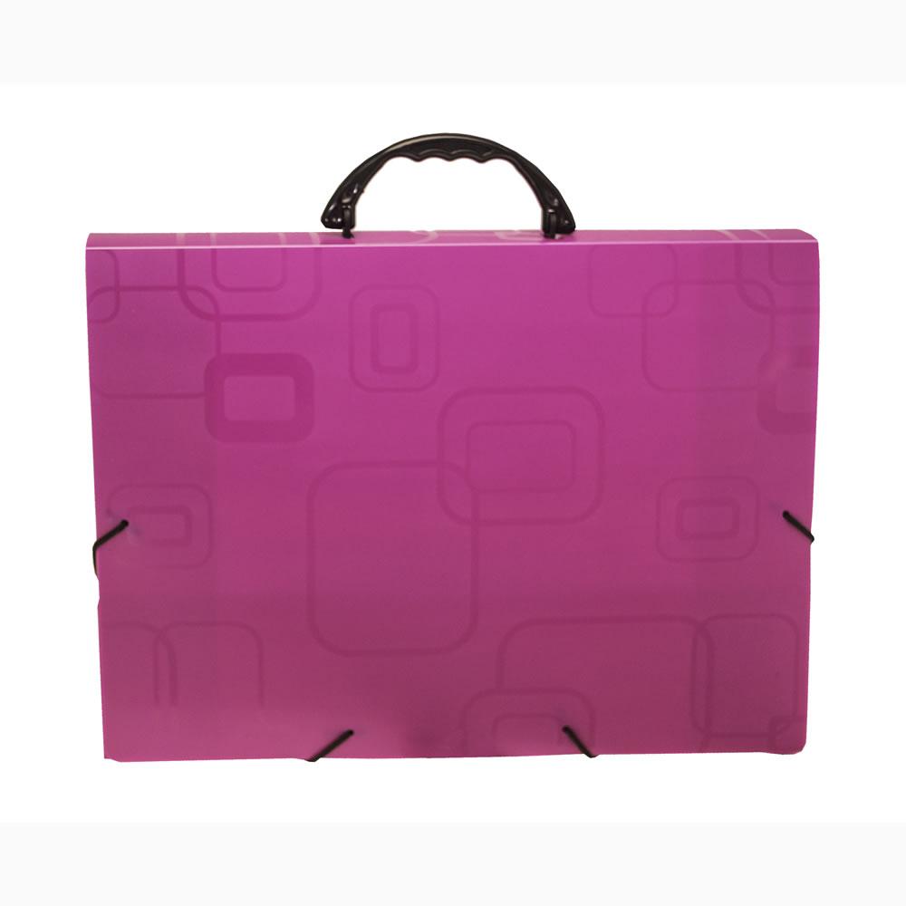 Pasta em PP Oficio Dello Rosa Pink 2152.Q 18674