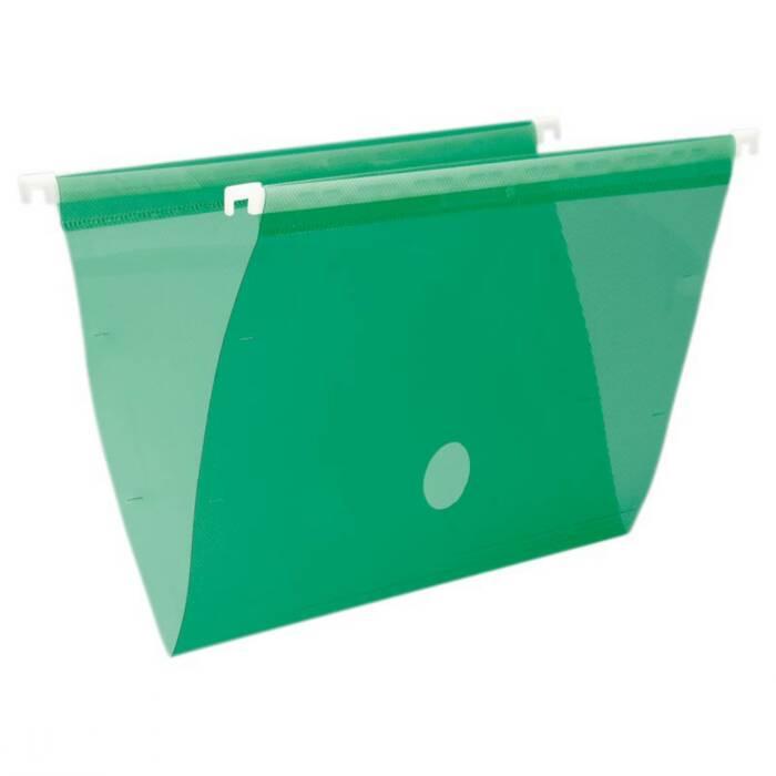 Pasta Suspensa Plast Verde Em PP Completa 0005T Dello 07955