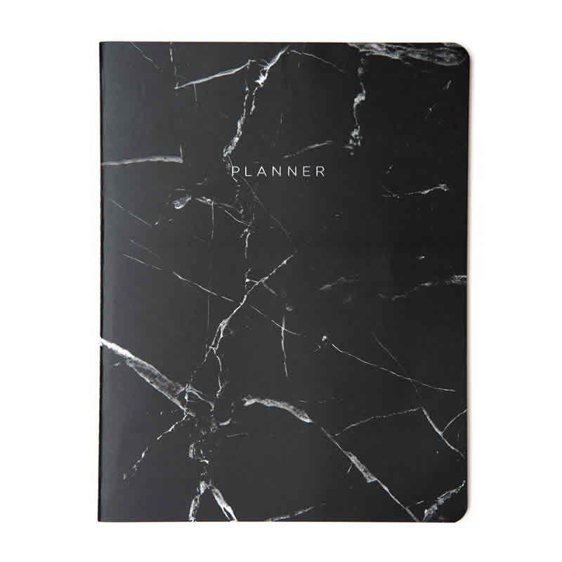 Planner Cicero Mármore Preto 19X25 5057 26571