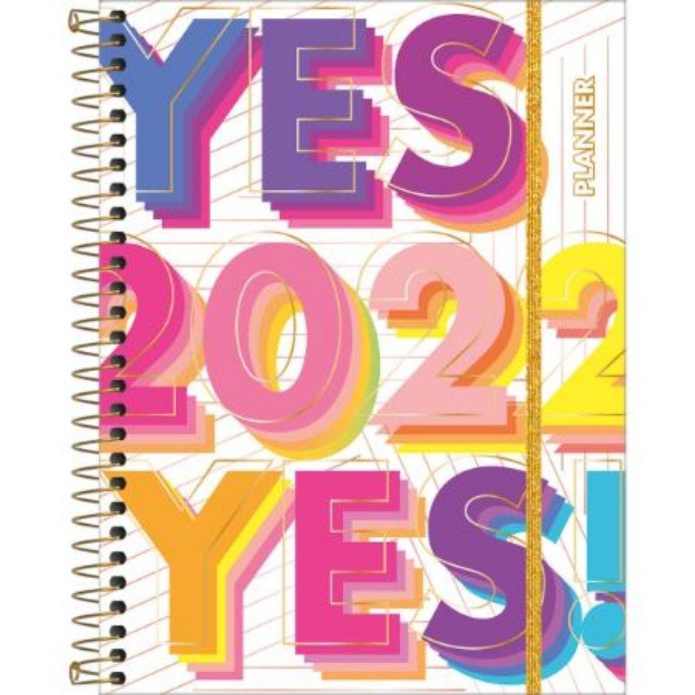 Planner Be Nice Espiral 2022 316504 Tilibra 29470