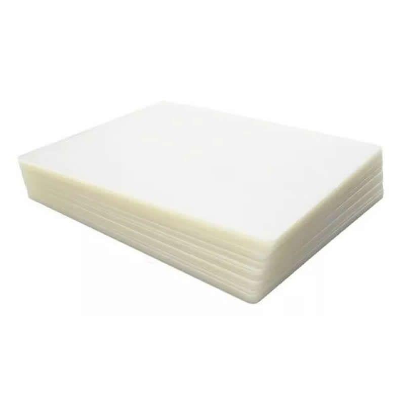Plastico Para Plastificação Lider Polasseal 0,10 59X86Mm Com 100 Un. 06952