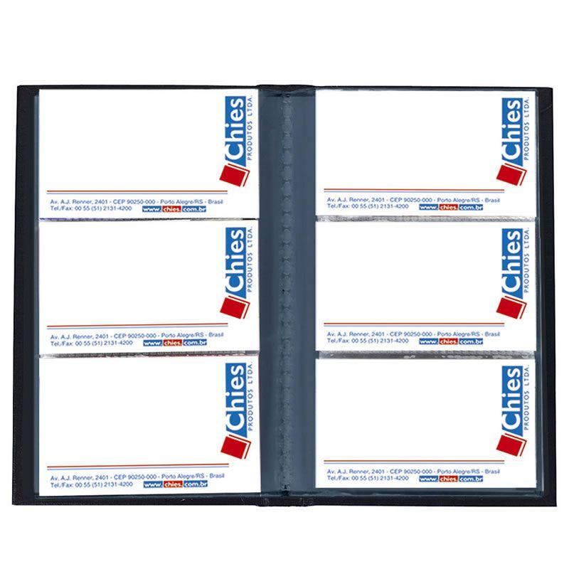Porta Cartão com Solda para 120 Un. 1323-6 Chies 08302