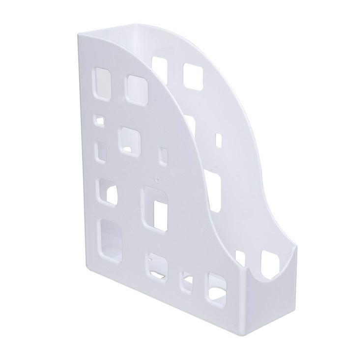 Porta Revista Dellocolor Branco 17185