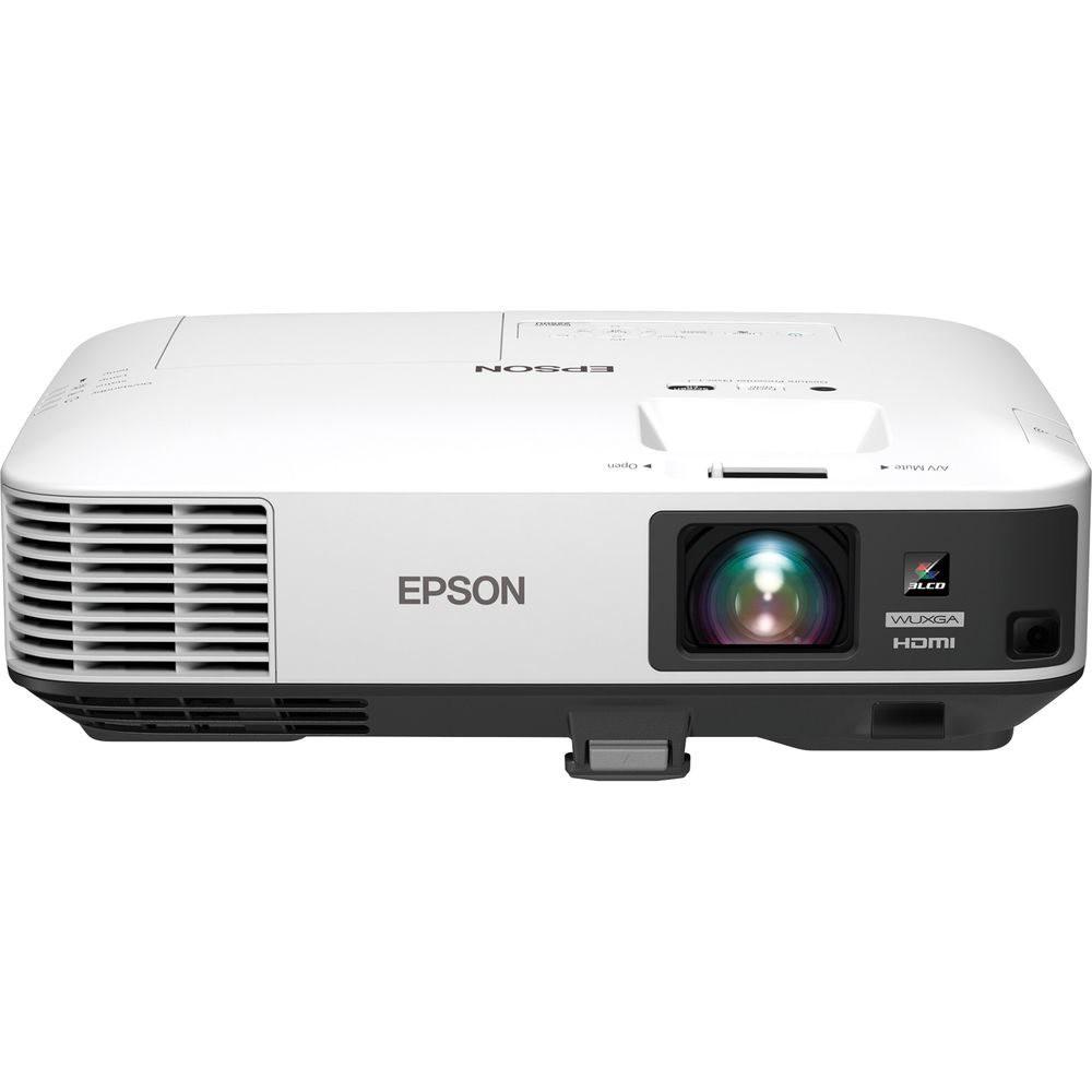Projetor Epson Powerlite 2250U 5000 Lumens WUXGA 3LCD 29373