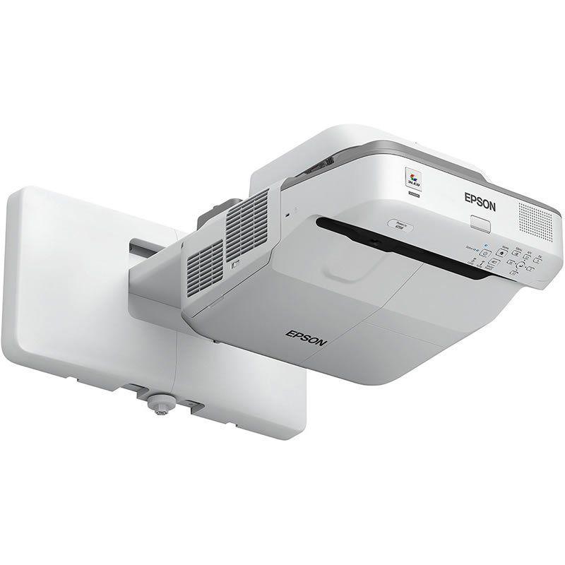 Projetor Interativo Epson Powerlite 675Wi+ 3200 Lumens 26744