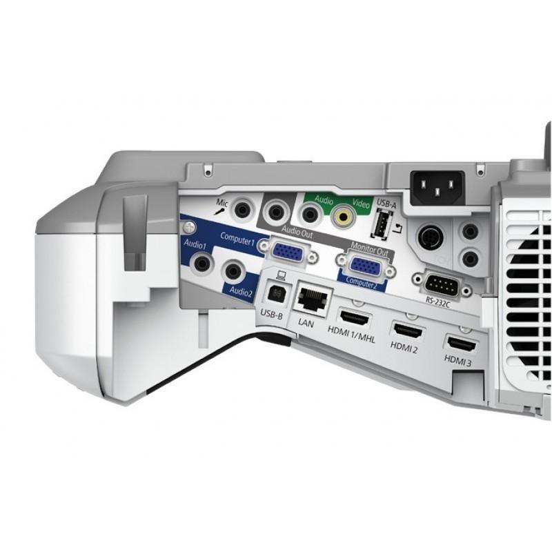 Projetor Interativo Epson Powerlite 695Wi+ 3500 Lumens 27543