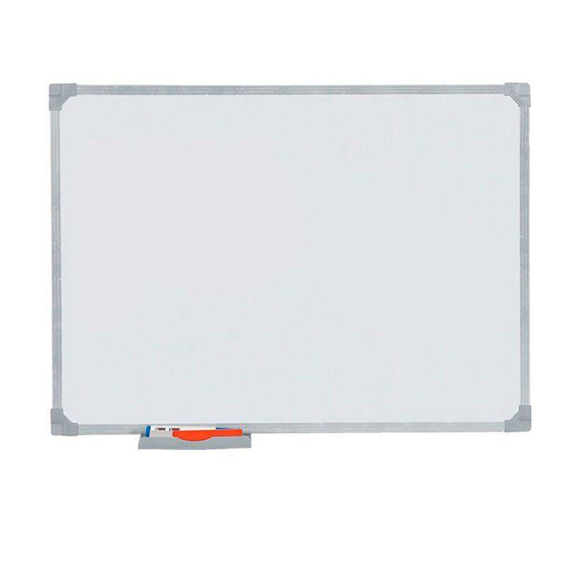 Quadro Branco Magnético Stalo 90X60Cm Alumínio 9882 13197