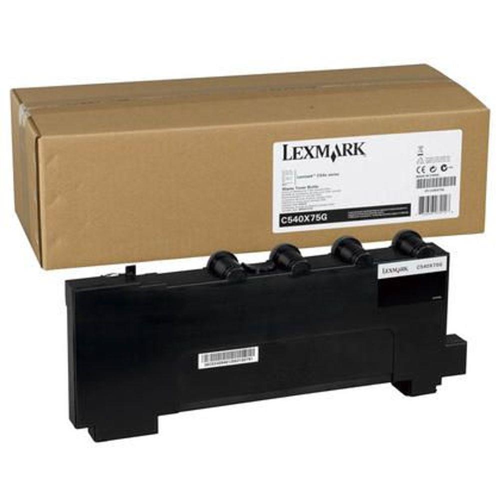 Recipiente de Resíduo Lexmark C540X75G 17041