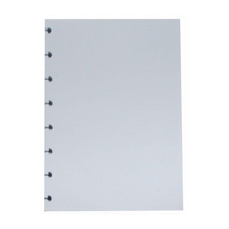 Refil Caderno Inteligente A5 Folhas Sem Pauta 90G CIRA2002 27319