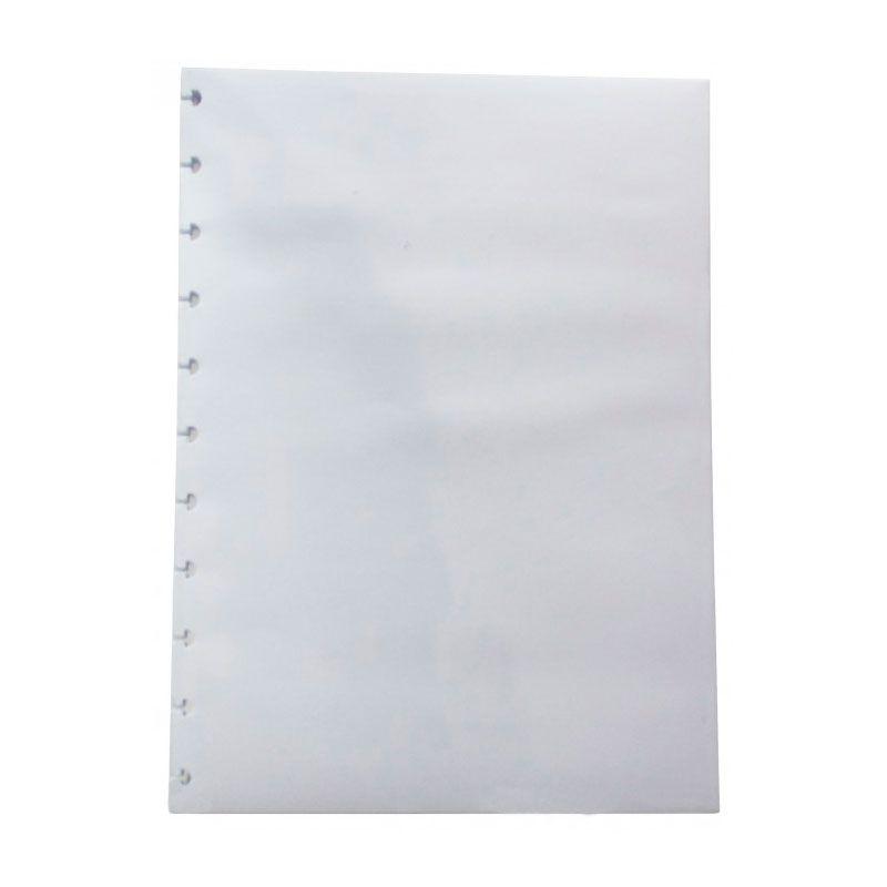 Refil Caderno Inteligente Grande Folhas Sem Pauta CIRG4001 27325
